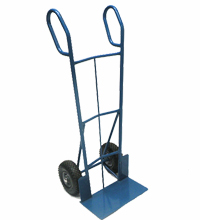 Looped Handle Hand Truck