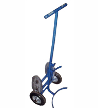 Stair climber Hand Truck for Kegs