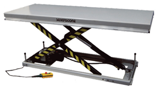 SILVERSTONE STATIC TABLE LIFT BROCHURE DOWNLOAD SILVERSTONE MOBILE TABLE LIFT BROCHURE